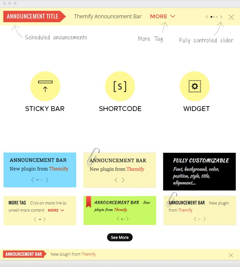 Image - Announcement Bar