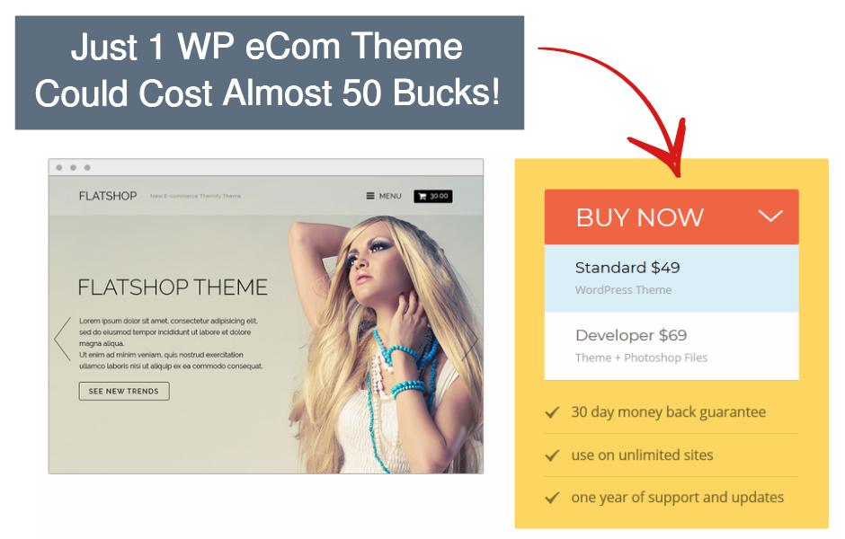 Image - eCom Theme Price