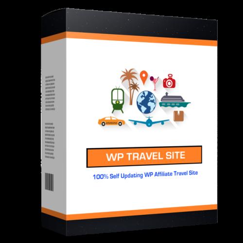 Image - WP Travel Site
